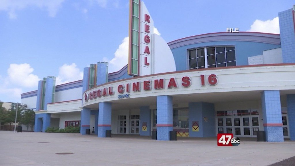Regal Theaters Closing Tonight