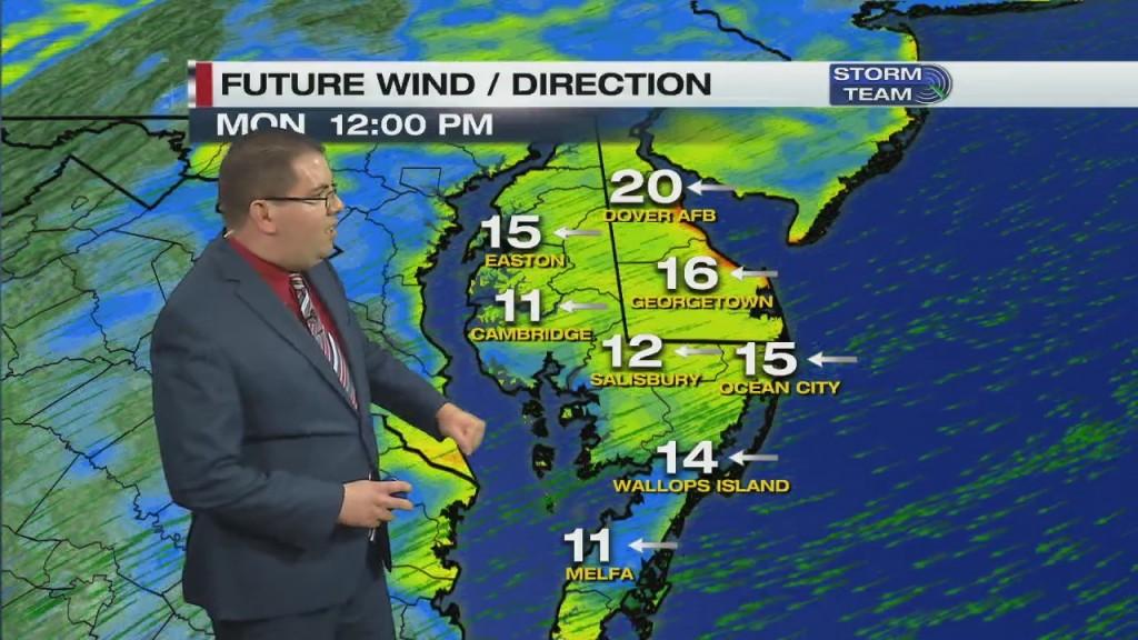 Overnight Forecast Video 10.11.20