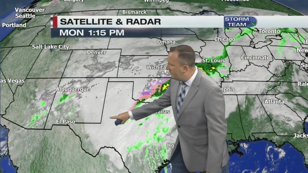 Evening Forecast Video 10.26.20