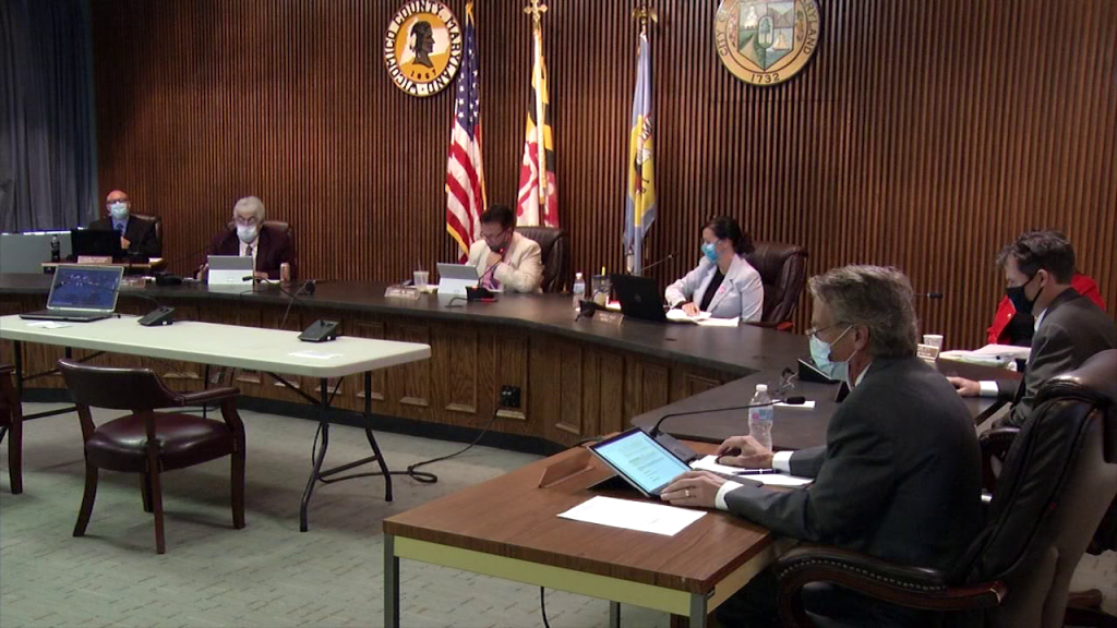 Wicomico County Council