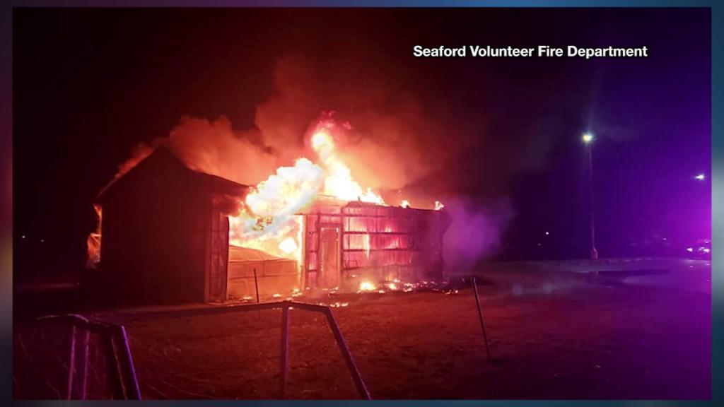 Seafordfire