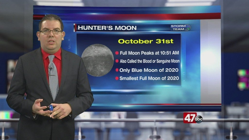 Weather Tidbits: Hunters Moon