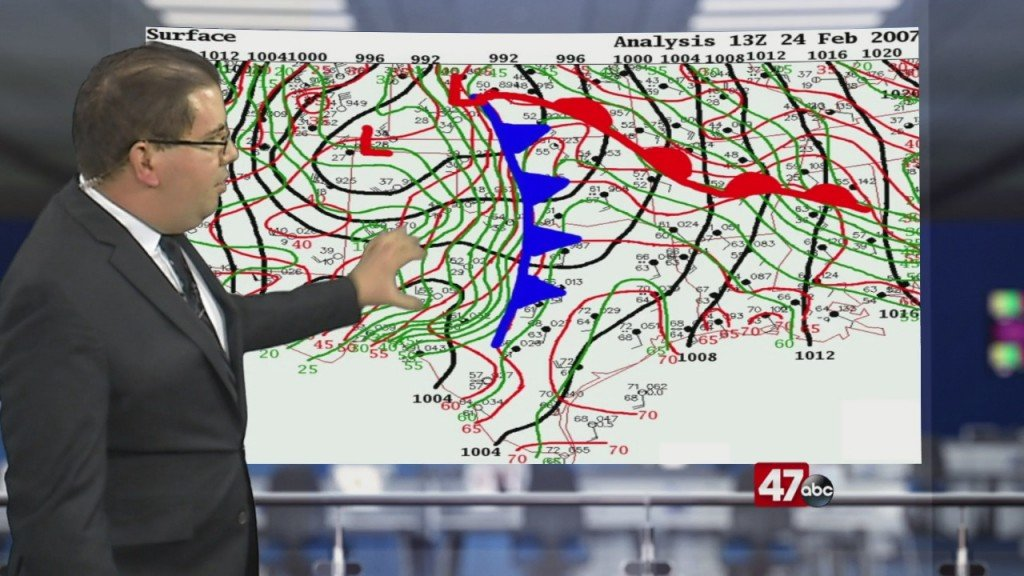 Weather Tidbits: Contour