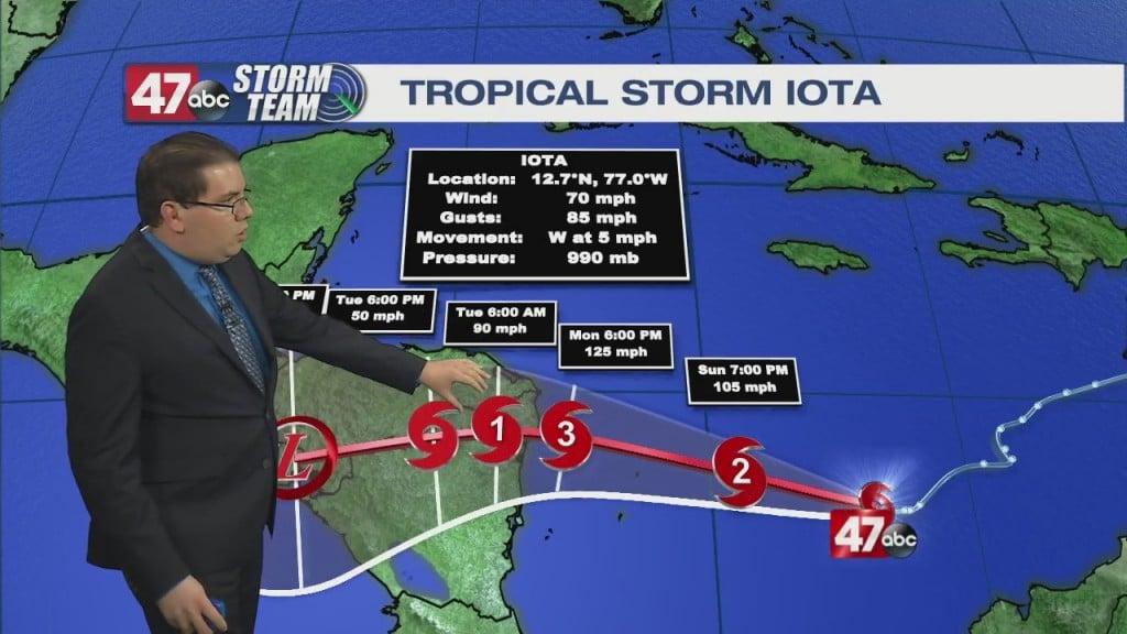 Evening Forecast Video 11.14.20