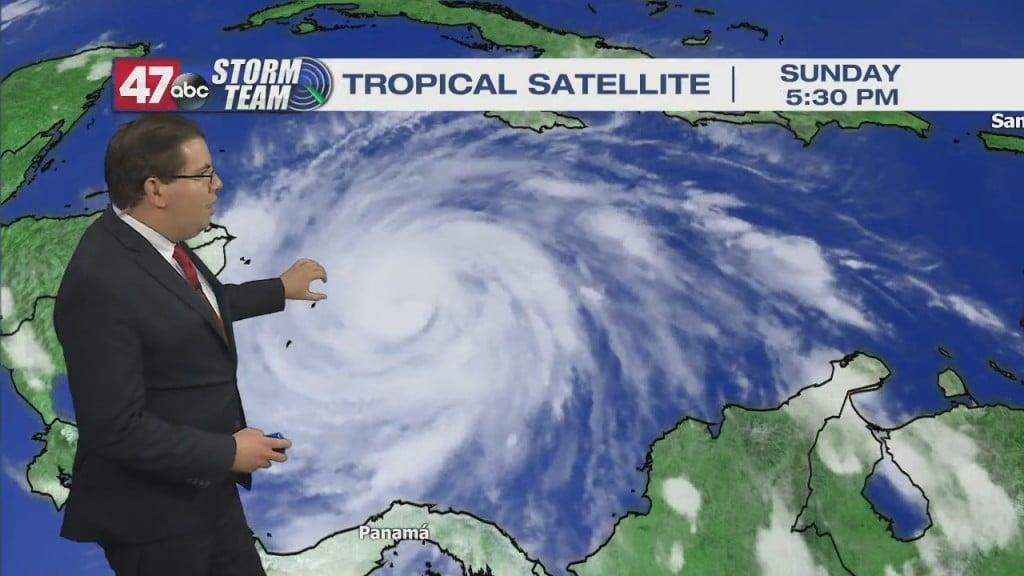Overnight Forecast Video 11.15.20