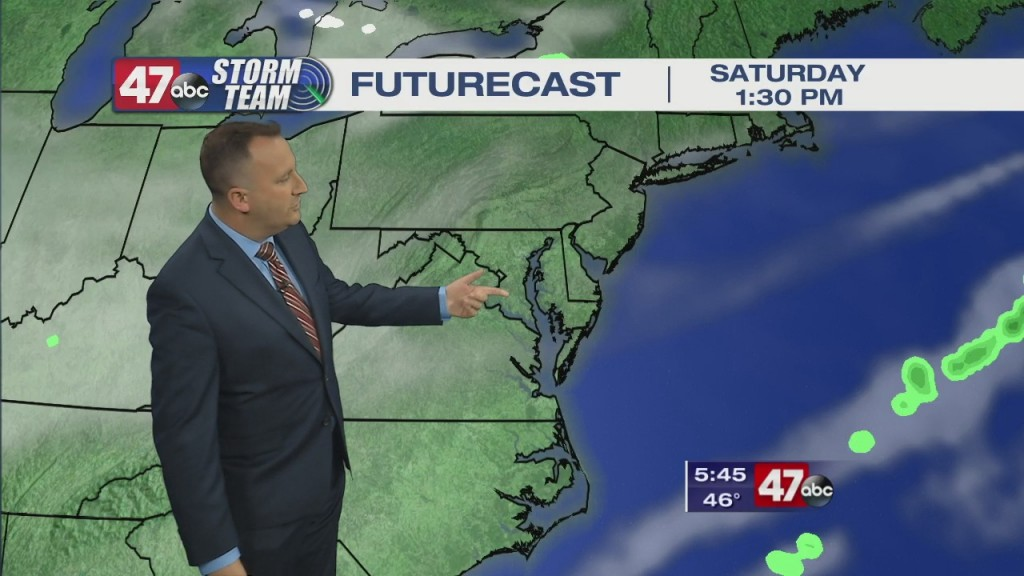 Evening Forecast Video 11.19.20