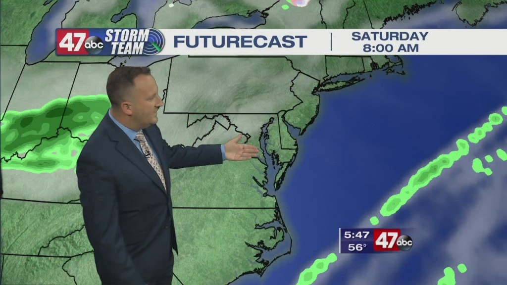Evening Forecast Video 11.20.20