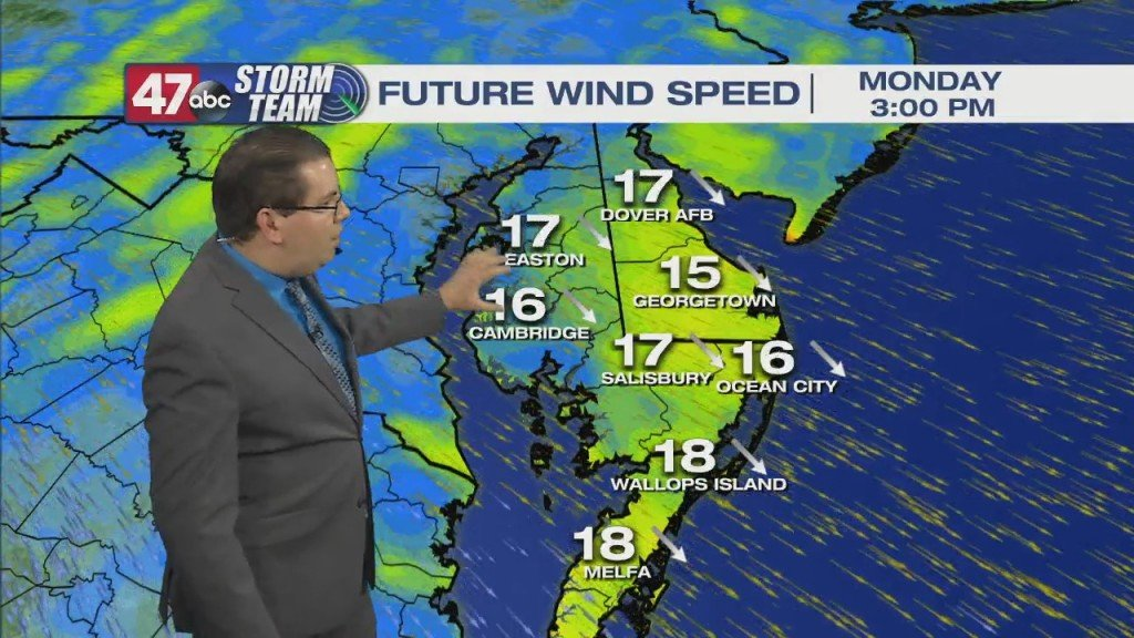 Evening Forecast Video 11.21.20
