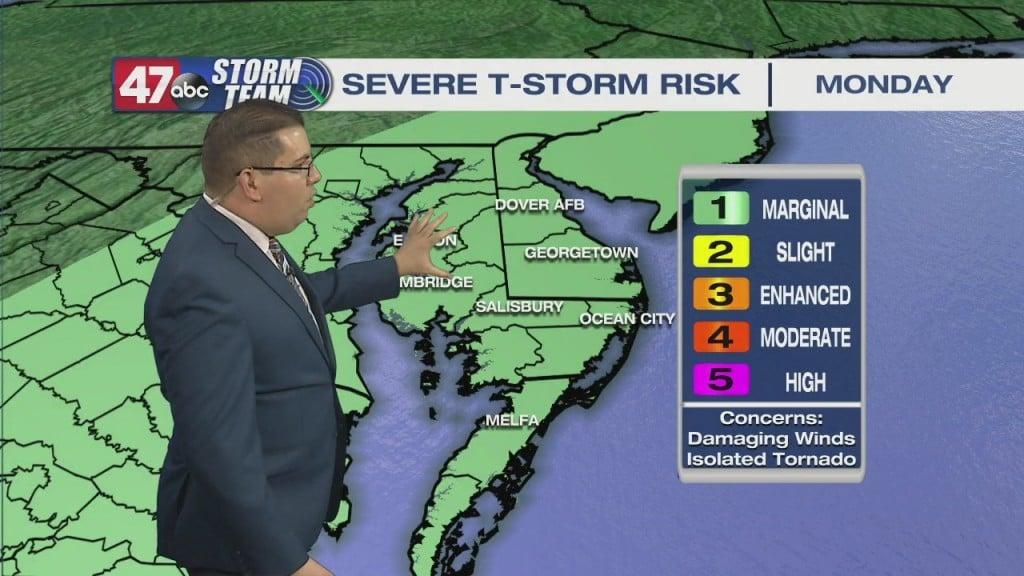 Morning Forecast Video 11.29.20