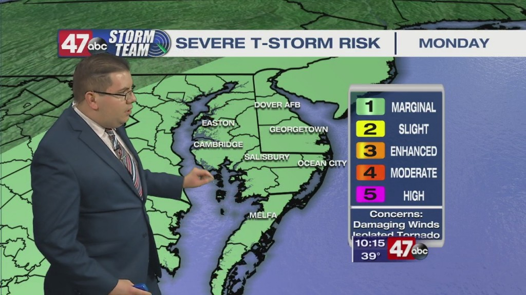 Evening Forecast Video 11.28.20