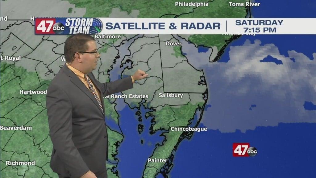 Evening Forecast Video 12.26.20