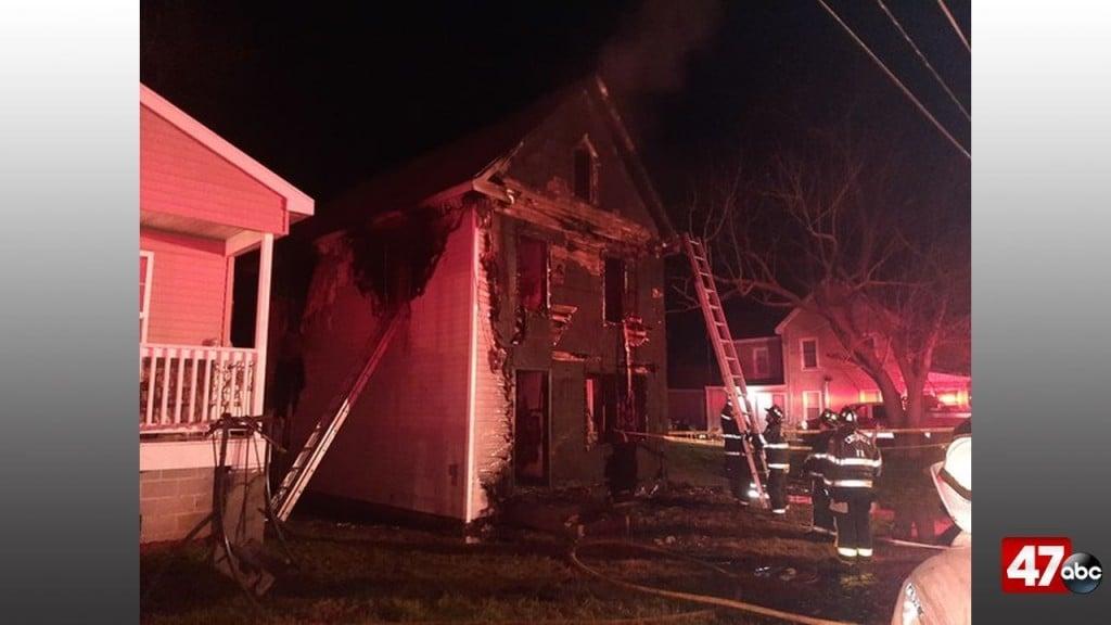 1280 Crisfield Fire