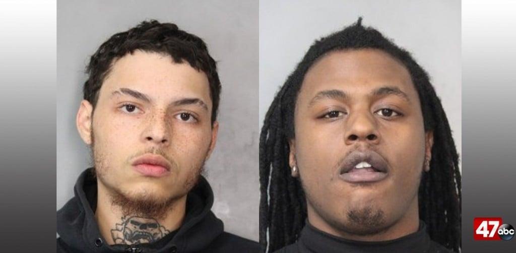 1280 Dover Drug Gun Arrest