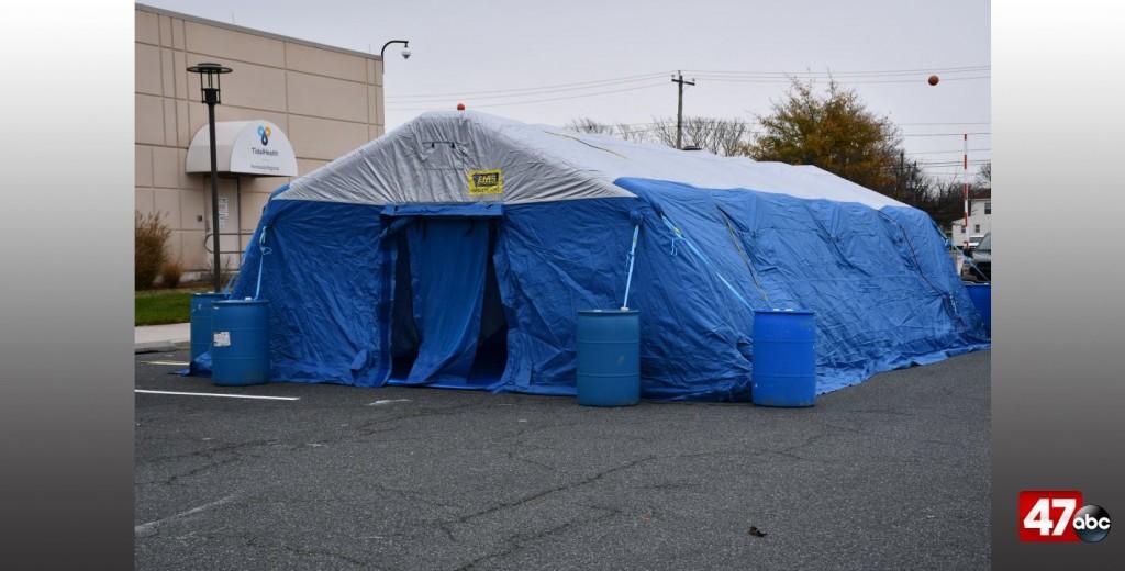 1280 Tidalhealth Tent