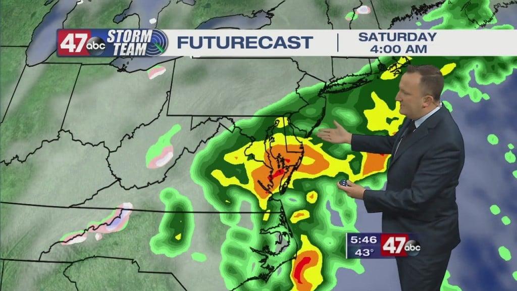 Evening Forecast Video 12.3.20