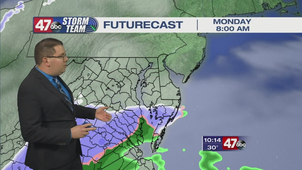 Overnight Forecast Video 12.6.20