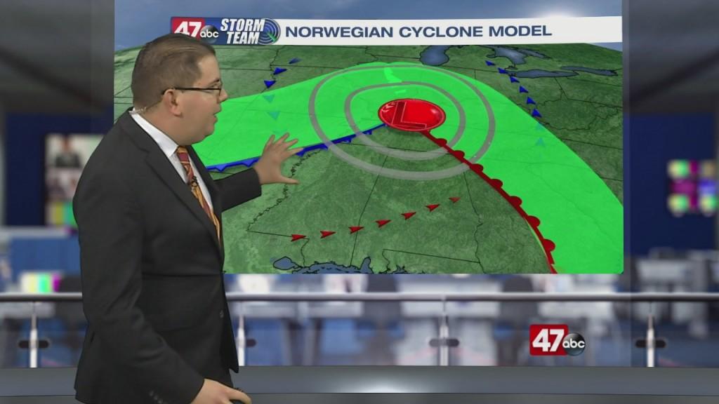 Weather Tidbits: Norwegian Cyclone Model