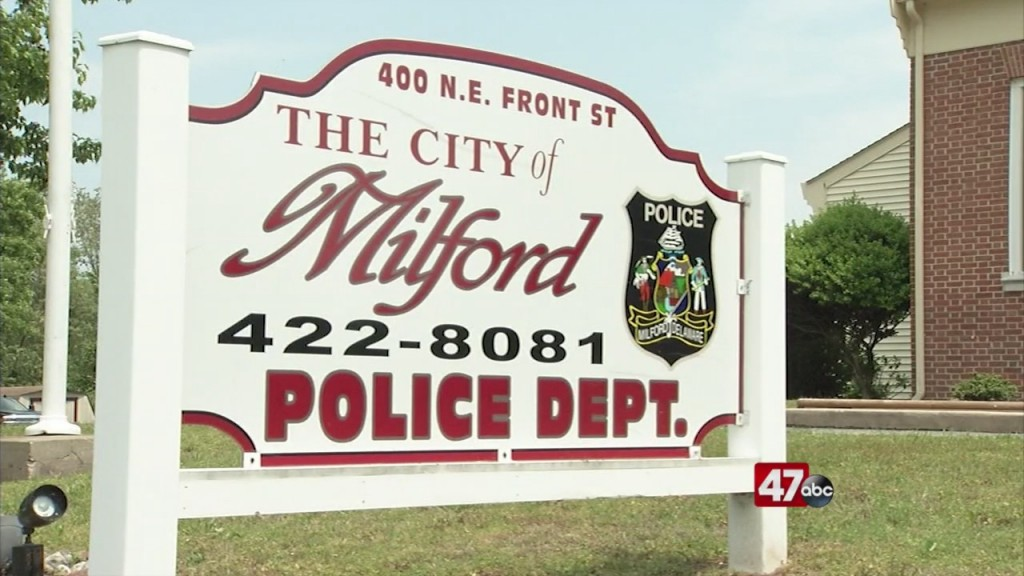 Support For Milford Officer
