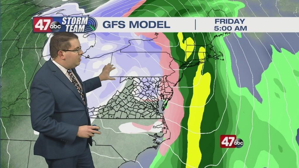 Evening Forecast Video 12.19.20