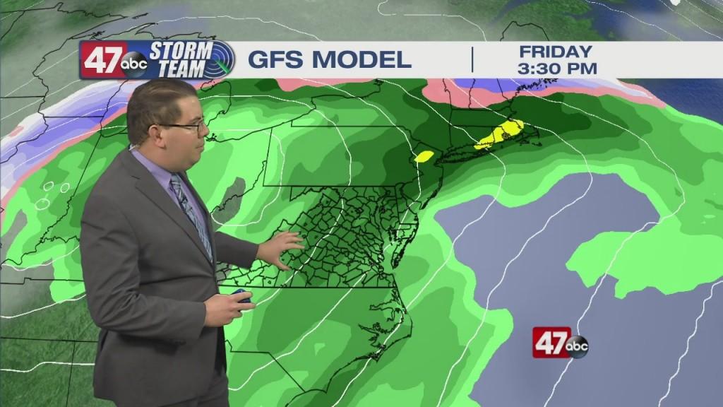 Evening Forecast Video 12.27.20