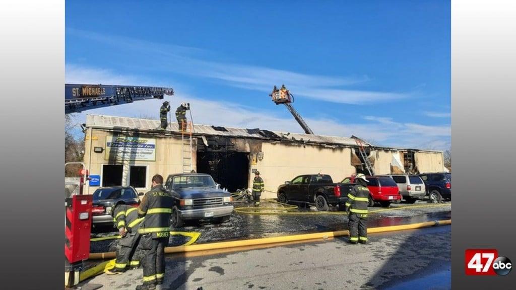 1280 Easton Auto Fire