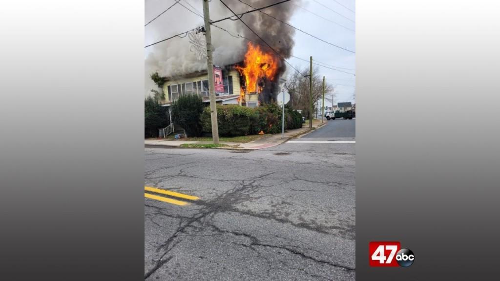 1280 Preston House Fire