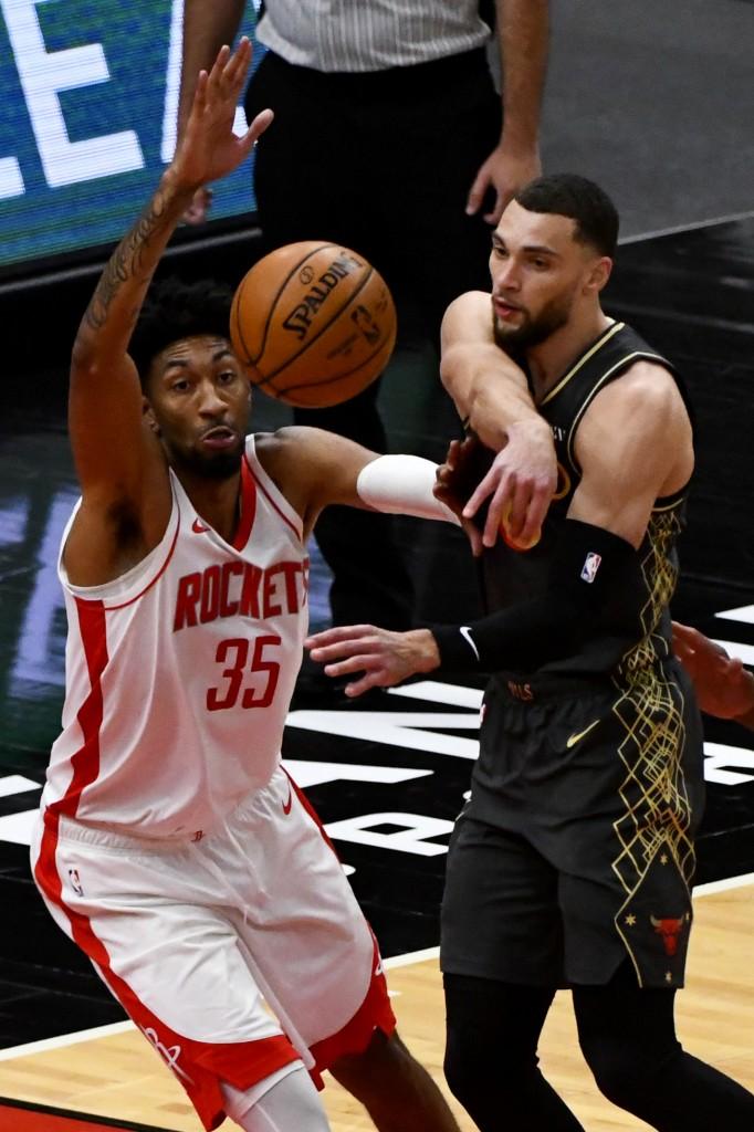 Rockets Bulls