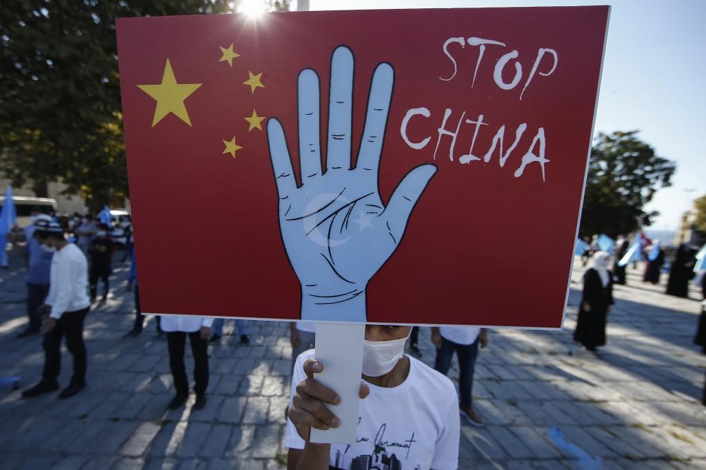 China Eeuu Xinjiang