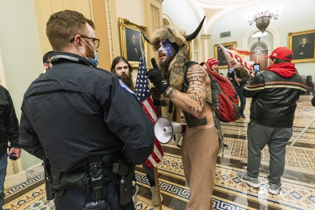 Washington Disturbios