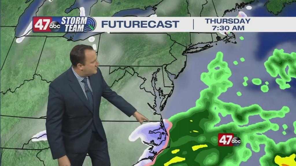 Evening Forecast Video 01.26.21