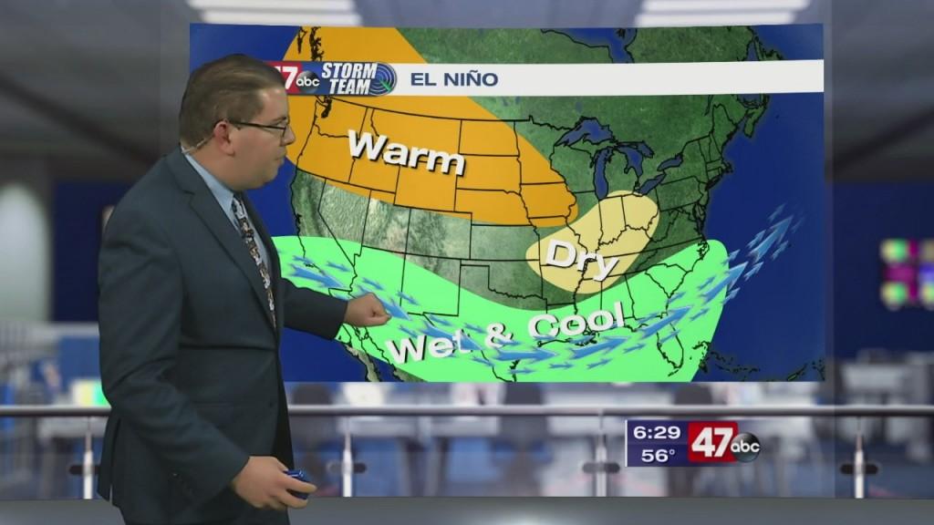 Weather Tidbits: El Niño