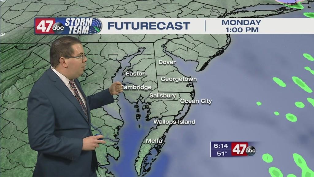 Evening Forecast Video 1.2.20