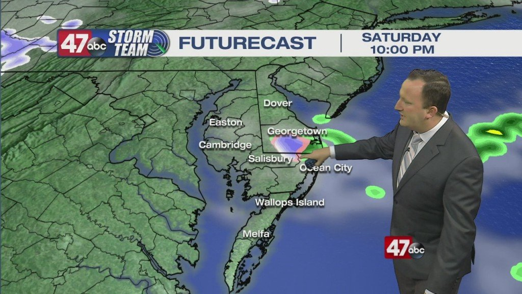 Evening Forecast Video 01.15.21