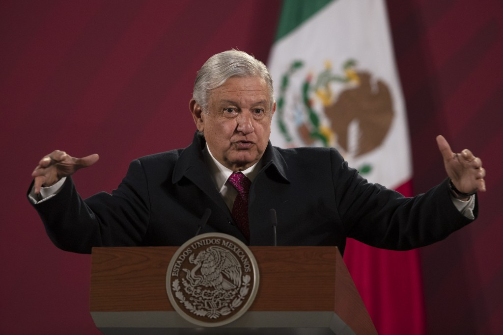Coronavirus Mexico Presidente