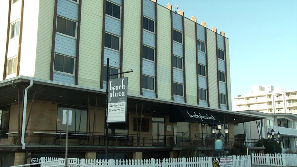 Beach Plaza Hotel