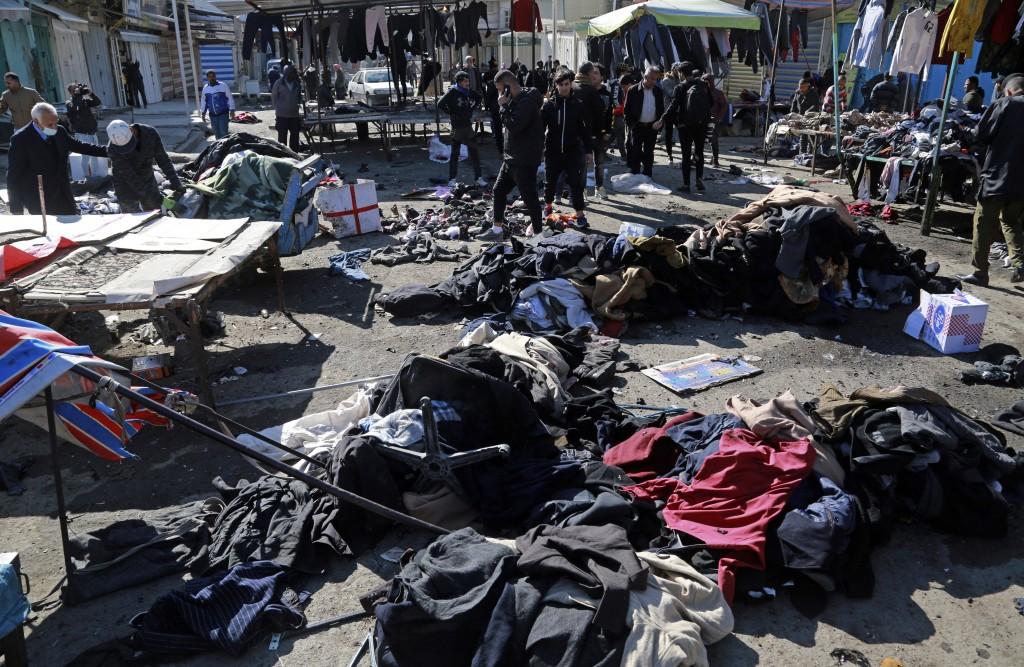 Mor Gen Irak Explosion