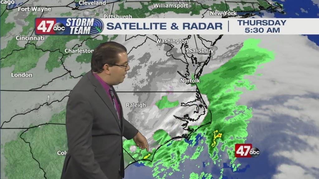 Morning Forecast Video 1.28.21