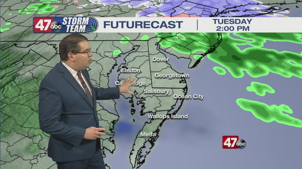 Evening Forecast Video 1.24.21
