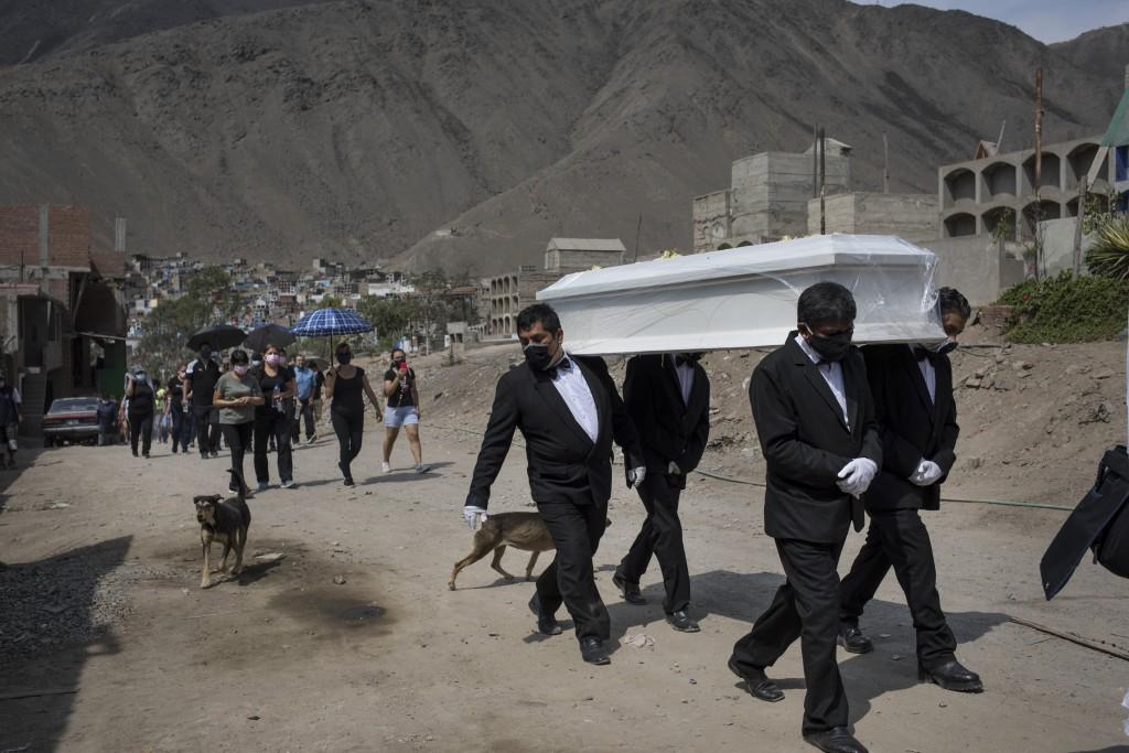 Coronavirus Peru Muerte