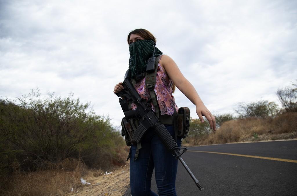 Mexico Mujeres Vigilantes