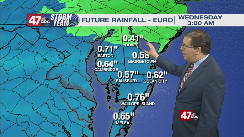 Morning Forecast Video 1.25.21