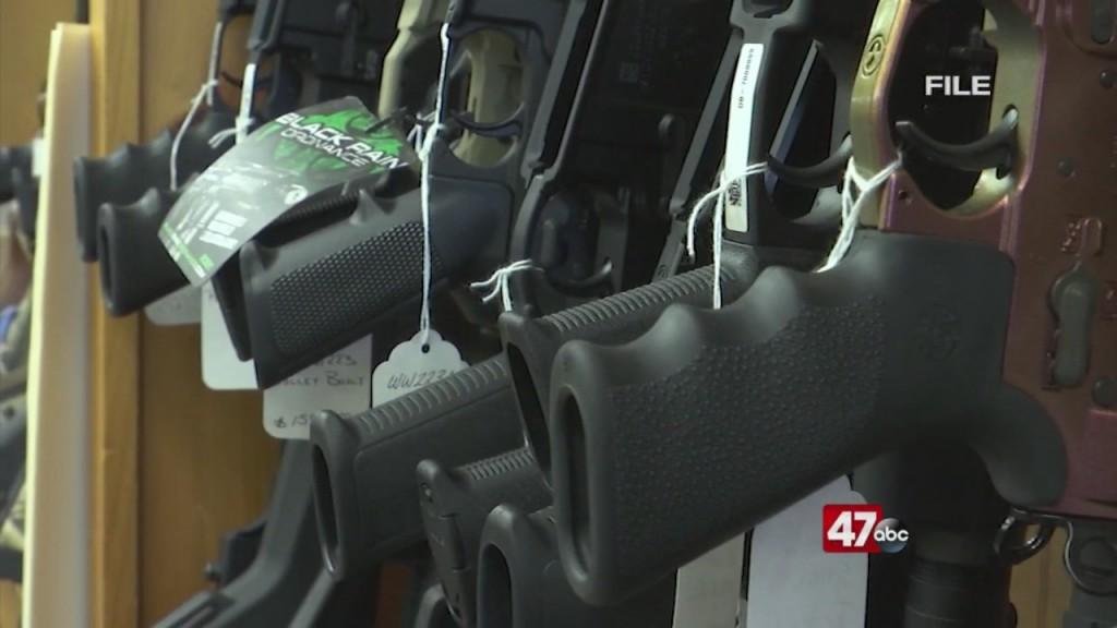 Gun Saftey In State