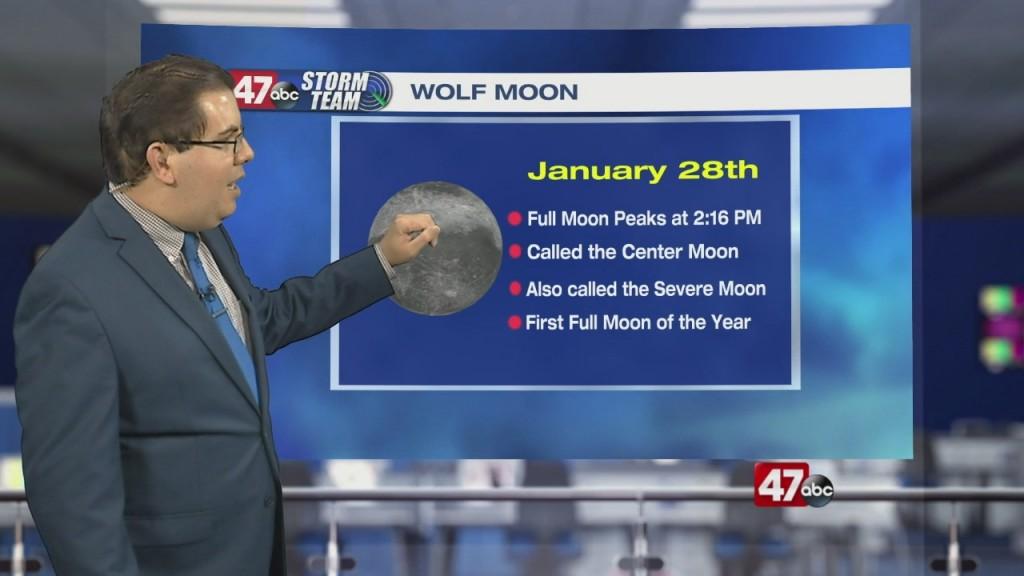 Weather Tidbits: Wolf Moon