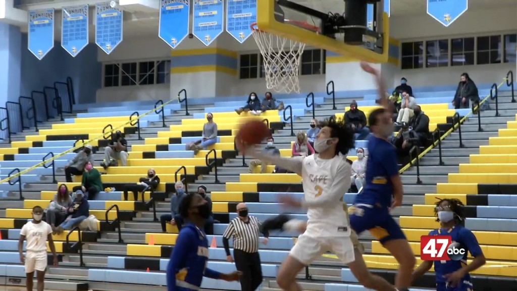 Cape Henlopen Takes Down Central