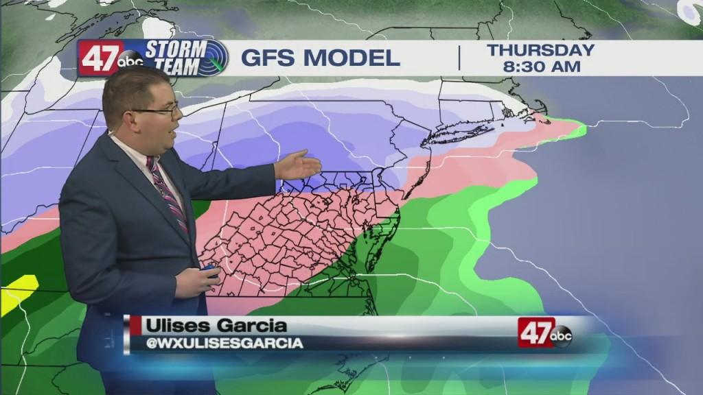 Evening Forecast Video 2.14.21