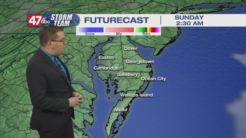 Evening Forecast Video 2.20.21