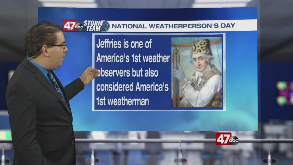 Weather Tidbits: National Weatherperson's Day