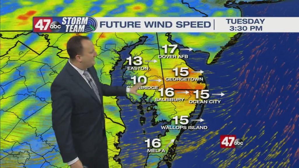 Evening Forecast Video 02.22.21