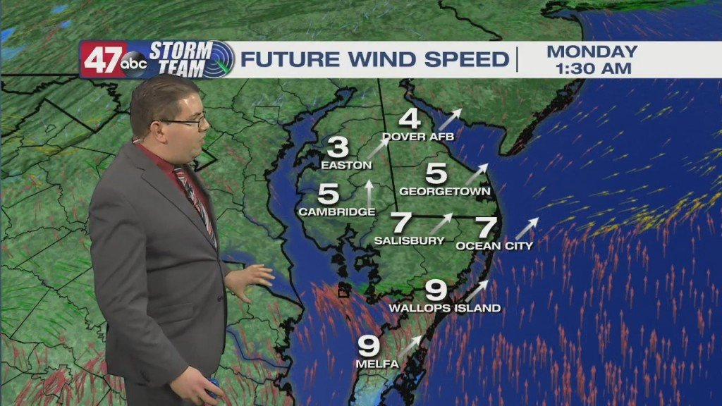 Overnight Forecast Video 2.28.21