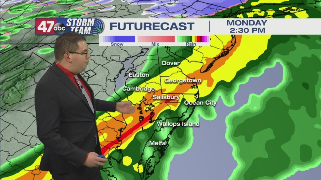 Evening Forecast Video 2.21.21